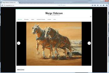 margopetterson.com