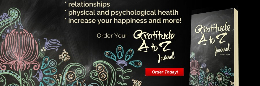 Order Gratitude A to Z Journal